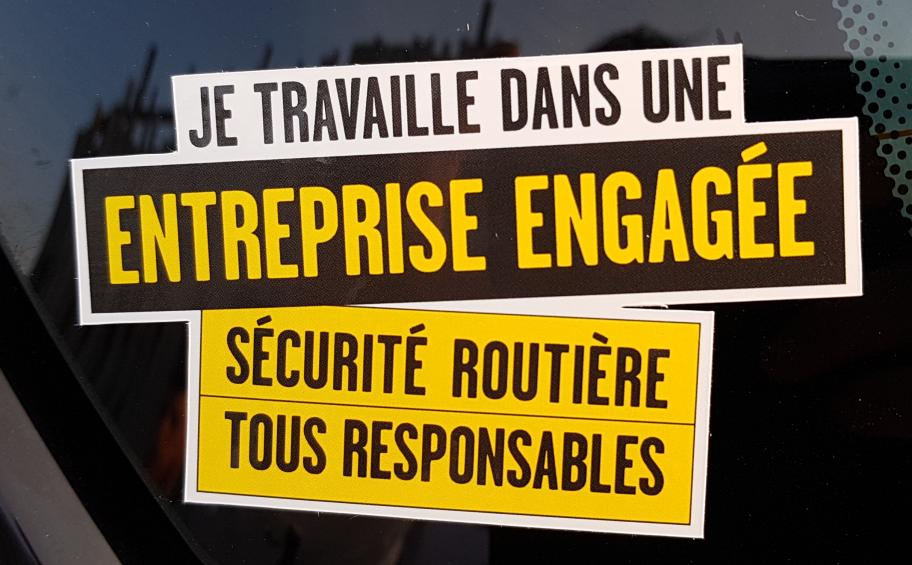 Road safety : Eiffage Group's four branches in the west of France launch a common action plan