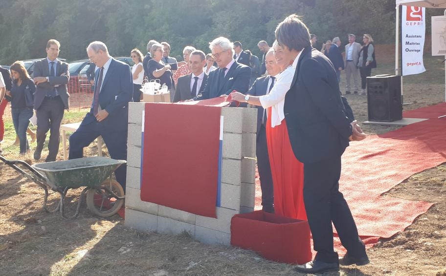 The reconstruction of the EHPAD is officially beginning in Maule ( 78 )!