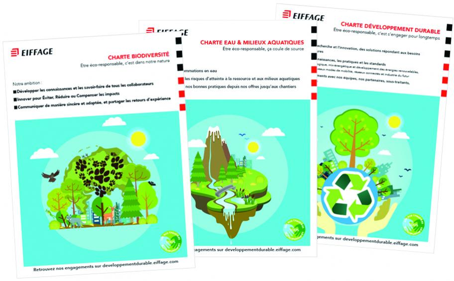 The Sustainable Development and Transverse Innovation Department launches an awareness campaign on environment