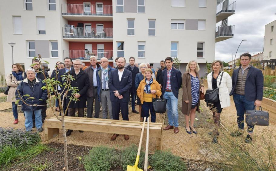 Eiffage Immobilier inaugurates the first Cocoon'Âges residence in the Centre-Est region in Clermont-Ferrand
