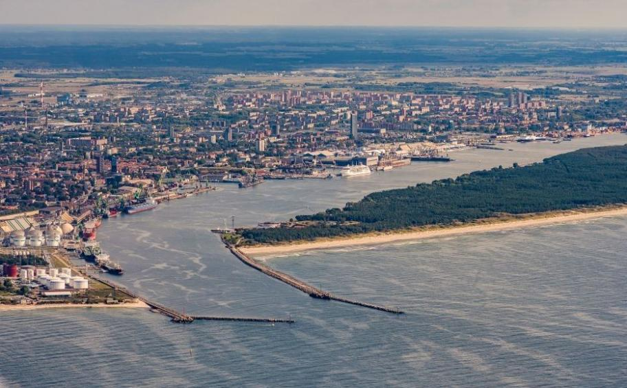 Herbosch-Kiere, subsidiary of Eiffage Benelux, will participate to the strengthening of harbour dikes of the 19th century in Lithuania