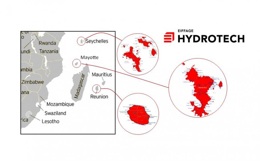 Hydrotech expands into Mayotte