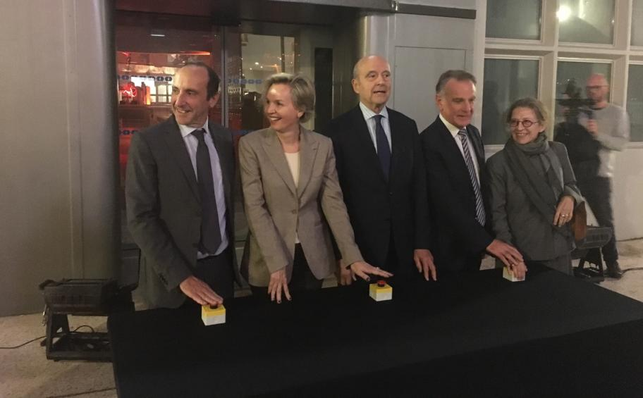 The Halle Boca, new commercial and business pole, opens its doors in the district Euratlantique of Bordeaux