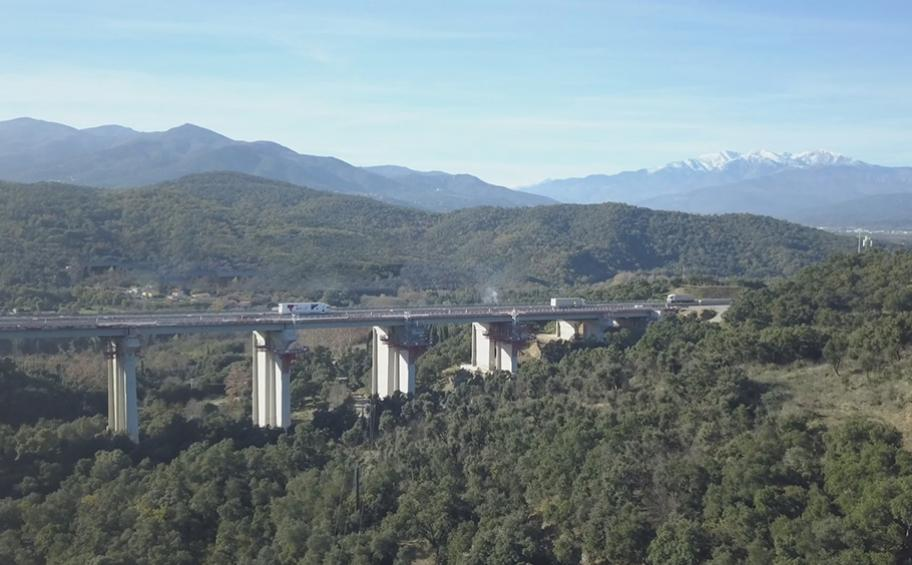 Le Boulou / Spain: multi-business project on the A9