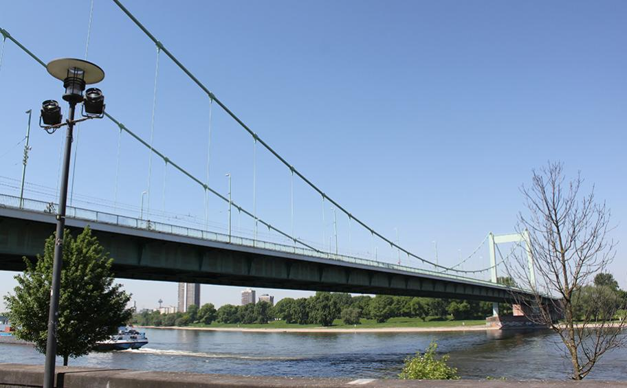 SEH wins the Mülheim Bridge upgrading project in Cologne