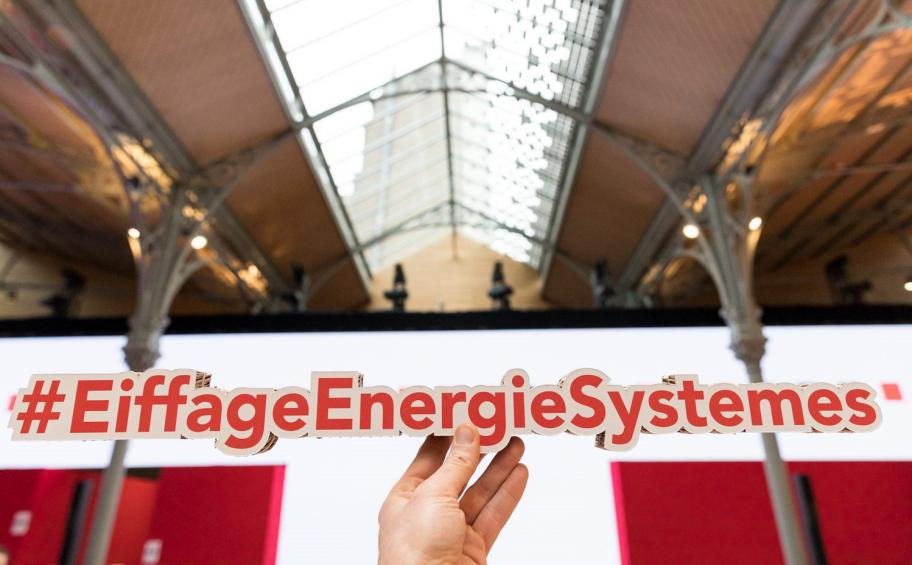 Eiffage Énergie Systèmes hosts a one-day customer event to present new strategy