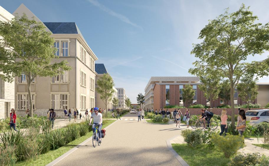 Eiffage Aménagement wins the development project for the future Lizé district of Montigny-lès-Metz